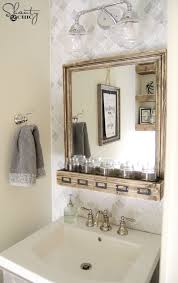 DIY Bathroom Vanity Shanty  Chic - Bathroom vaniy 2