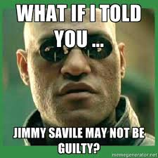 Jimmy Savile Meme - memegenerator morpheus on jimmy savile no 1