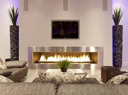 Electric Wall Fireplace 15 Wall Mounted Fireplace Ideas In Living Room Selection