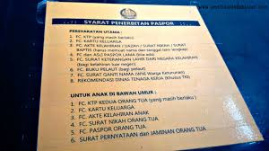membuat paspor pelaut cara perpanjangan paspor di kanim makassar american indonesian us