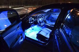 blue galaxy car galaxy rider ledglow interior lighting kit 2016 honda civic