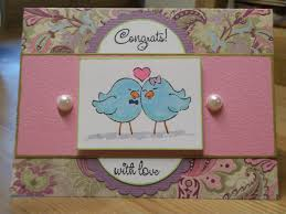 Belated Wedding Card Happy Anniversary Card For My Friends Candice U0027s Ink Spot