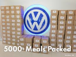 volkswagen group volkswagen group of america employees give back with get involved