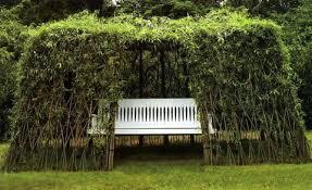 willow gazebo willow gazebos bonnie gale outdoor sculptures