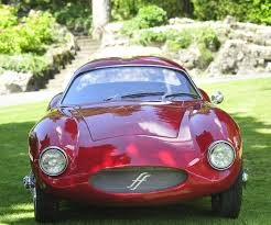 effeffe berlinetta a car of yesterday conceived today