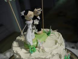 hawaiian wedding cake toppers u2014 memorable wedding planning