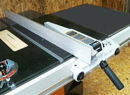 aftermarket table saw fence systems decked out ridgid model r4511 table saw 5 upgraded rip fence by