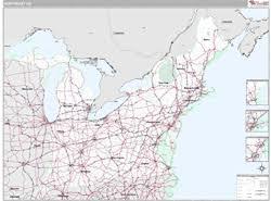 map us northeast us northeast regional maps