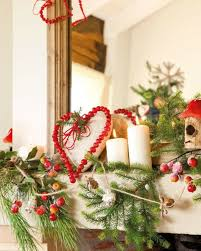 Christmas Decoration Ideas Fireplace 101 Christmas Decoration Ideas For A Yet Besinnlichere Holiday