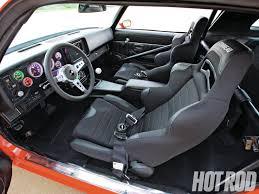 camaro interior upgrades we improve our e rod u002779 z28 project