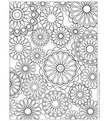mosaic patterns coloring pages az coloring pages for flower design