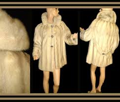 vintage real fur silver mink jacket couture luxurious fur u2026 flickr