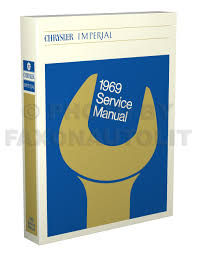 1969 chrysler cd rom repair shop manual imperial new yorker 300