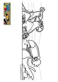 angry birds rio coloring 2