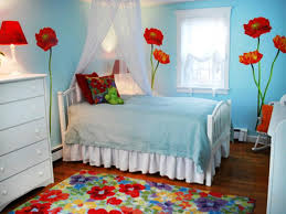 pretty red flower themed kids bedroom decor girls baby nursery ideas image of pretty red flower themed kids bedroom decor girls