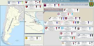 Buenos Aires Map Argentina 2011 Clausura Billsportsmaps Com