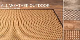 Outdoor Rugs 50 Decorating Ideas All Weather Outdoor Rugs