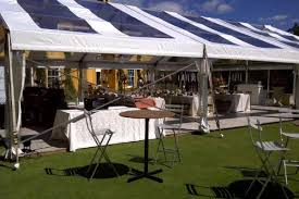 Transparent Patio Roof Marquee Hire Chattels