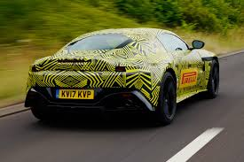 aston martin v8 vantage new 2018 aston martin vantage pics specs prices by car magazine