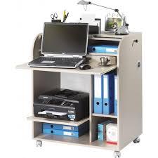 meuble pour ordinateur portable et meuble pour ordinateur portable et imprimante bureau pour
