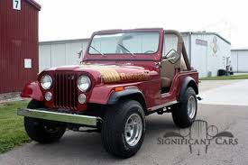 1980s jeep wrangler for sale 1980 jeep wrangler for sale carsforsale com