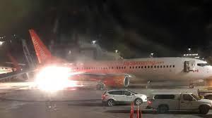 bureau enqu e avion deux avions se heurtent au sol à toronto pas de victime à bord la