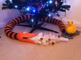 nightmare before christmas tree ideas nightmare before christmas