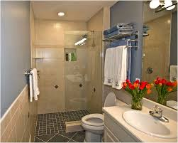 bathroom rain shower ideas white marble laminate flooring brown