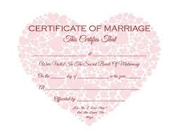 the 25 best marriage certificate ideas on pinterest marriage