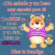imagenes hermosas dios te bendiga un saludito y un beso muy especial para ti que dios te de un