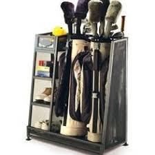 Garage Golf Bag Organizer - what are the best beginner golf clubs for women best golf clubs