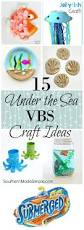 Under The Sea Decoration Ideas Vbs Craft Ideas Submerged