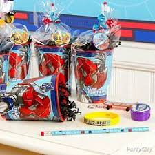 transformer party favors transformers party bags with tags are for your party