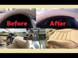 home remedies for cleaning car interior how clean light tan beige vinyl interior car upholstery dirt ford