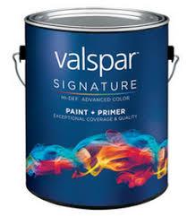 new 5 00 off valspar signature paint at lowe u0027s coupon happy