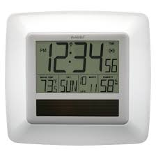 Digital Atomic Desk Clock Atomic Clocks Target