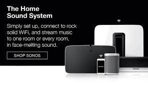 sonos connect home theater amazon com sonos