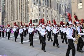 macy s thanksgiving day parade marching bands performers and