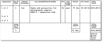 example commercial invoice fedex tools commercial invoice