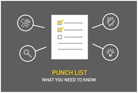 construction punch list everything you need to know compton