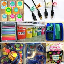 organizatoin hacks 21 brilliant classroom organization hacks playdough to plato