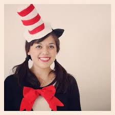 Cat In The Hat Costume Cheap Homemade Halloween Costumes Popsugar Australia Smart Living