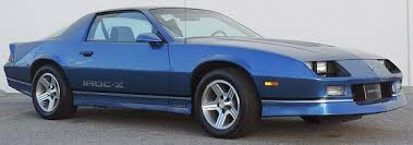 camaro horsepower by year 1985 1990 chevrolet camaro iroc z the zesty camaro car