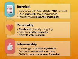 Waiter Resume Template Banquet Server Resume Samples Visualcv Resume Samples Database