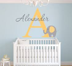 compare prices on diy name wallpaper for kids room online