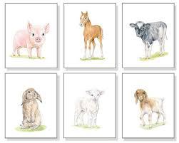 Farm Animals Crib Bedding by Best 25 Farm Animal Nursery Ideas On Pinterest Farm Nursery