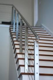 Steel Handrails For Steps Stainless Steel Square Post Rail System Stainless Steel Rail