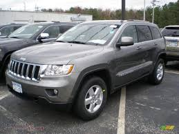 dark gray jeep grand cherokee 2011 jeep grand cherokee laredo 4x4 in mineral gray metallic