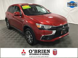 2017 mitsubishi outlander sport interior o u0027brien mitsubishi new u0026 pre owned mitsubishi cars normal il