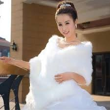 fur shawls for bridesmaids faux fur bead shawl white ivory bridal jacket bolero bridesmaid